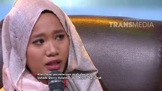 Video PAGI PAGI PASTI HAPPY - Klarifikasi, Alyssa Tak Kuasa Menahan Air Mata (14/2/18) Part 3 MP3, 3GP, MP4, WEBM, AVI, FLV Juni 2018