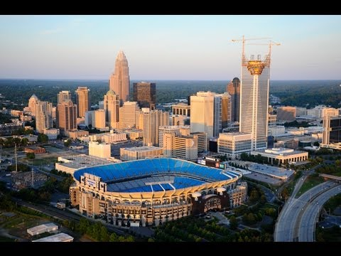 NC - Thinking about moving to Charlotte, NC? This video has info on what makes charlotte special; charlotte highlights, Charlotte neighborhoods, Charlotte real es...