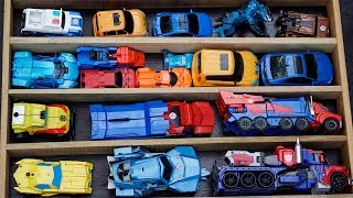 Video Optimus Prime vs Bumblebee Transformers: Robots in Disguise Autobot Decepticons Tobot Mainan Car Toy MP3, 3GP, MP4, WEBM, AVI, FLV Juli 2018