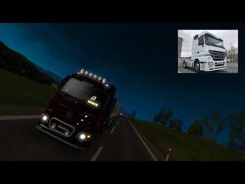 Mercedes Actros OM470 Engine Sound v2.0