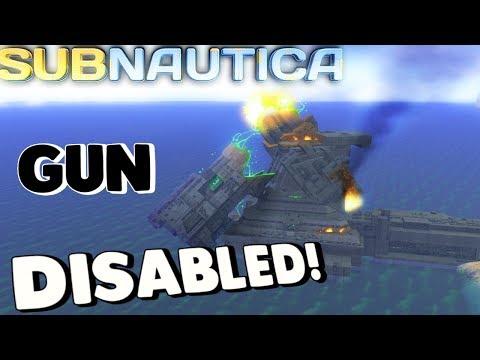 Subnautica - DISABLING THE PRECURSOR GUN, NEW REAPER LEVIATHAN IN-GAME & CARAR VIRUS ( Gameplay ) (видео)