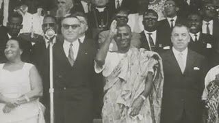 27 Avril 1960 : Le Togo obtient son indépendance avec Sylvanus OLYMPIO