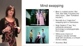 The Science of Sci-fi: mind/body swapping and gender diversity