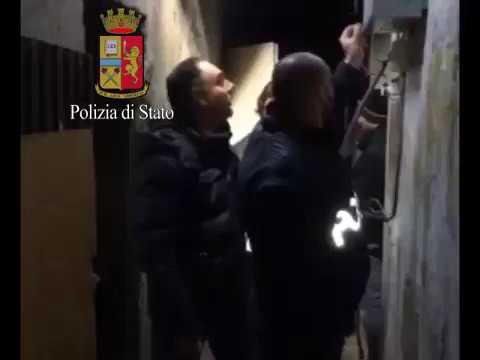 Operazione antidroga: 25 arresti in tutta Italia