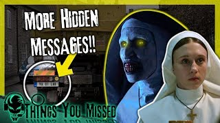 Video 34 Things You Missed In The Nun (2018) MP3, 3GP, MP4, WEBM, AVI, FLV September 2018