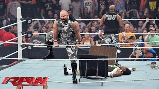 Nonton The Dudley Boyz return to WWE: Raw, Aug. 24, 2015 Film Subtitle Indonesia Streaming Movie Download