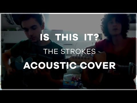 Stuck In My Bed - Is This It? (The Strokes)