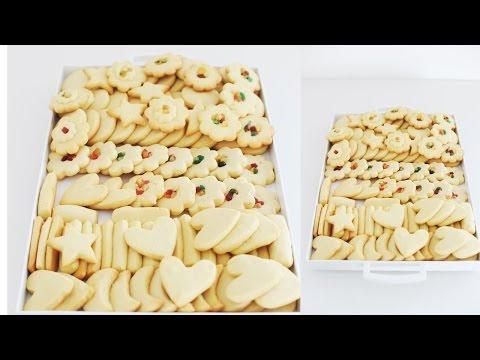 i biscotti tipici della tradizione siciliana