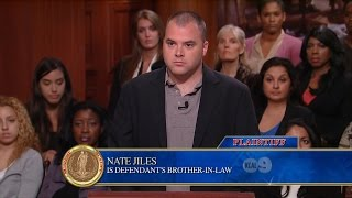 Nonton Supreme Justice With Judge Karen Mills  Brother No  No Film Subtitle Indonesia Streaming Movie Download