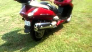 8. Honda Silver Wing 2003