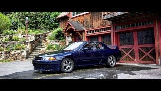 "Today I take my friend Ryan's R32 Nissan Skyline out for a road impression.For regular updates follow: http://www.garagequinn.comhttp://www.instagram.com/gqm_garagequinnmotors@gqm_garagequinnmotors#GarageQuinnMotorsMusic Tracks:""Solid""KetsaLicensed under Creative Commons: By Attribution 3.0http://creativecommons.org/licenses/by/3.0/"