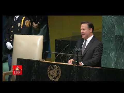 Varela pide ante la ONU unidad americana para resolver crisis venezolana