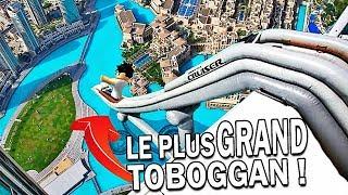Video LES TOBOGGANS LES PLUS INCROYABLES DU MONDE ! | Roblox ! MP3, 3GP, MP4, WEBM, AVI, FLV November 2017