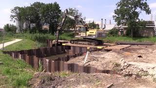 Officiële start bouw Overtoom