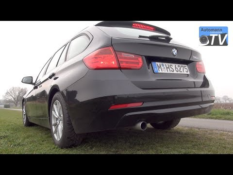 2014 BMW 316i Touring – DRIVE & SOUND (1080p)