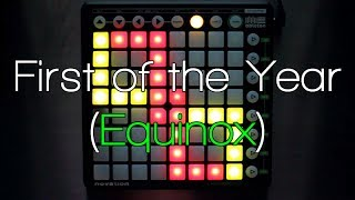 Support me on Patreon: https://www.patreon.com/SoNevable?ty=hI hope you enjoyed this Launchpad cover of Equinox :)You've all been very patient waiting for this project file. Well here it is in all its glory:https://www.facebook.com/SoNevable/app_137541772984354All music created and owned by Skrillex and Warner Brothers Music grouphttp://www.beatport.com/track/first-of-the-year-equinox/1963334https://itunes.apple.com/us/album/more-monsters-and-sprites/id444335382As always, leave a comment with any other songs you'd like to see played live.Add me on Facebook: https://www.facebook.com/SoNevableStay in school.