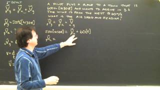 Physics Tutorial Lesson:  Relative Velocity Part 4 High School Help