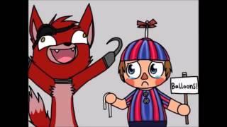 Parodia FNaF y Hola Soy German CHISTES 2
