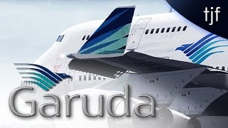 Video FSX - Garuda Indonesia Boeing 747-400 at Melbourne MP3, 3GP, MP4, WEBM, AVI, FLV Desember 2017