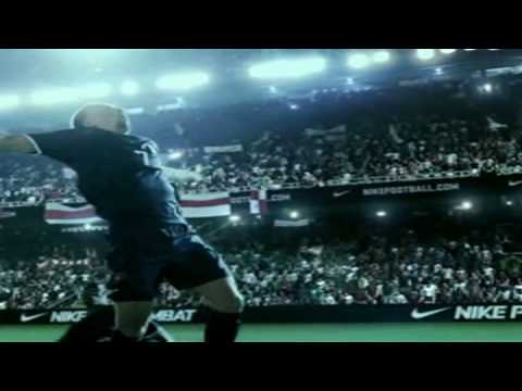 nike_football_video - http://www.youtube.com/user/milanmaestro63 - Here is a pretty cool soccer/football commercial I found on TV and decided to share it for those who have not ye...