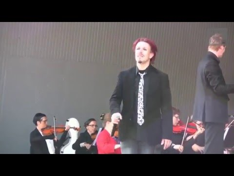Tony Kakko & Kemi Orchestra: Bohemian Rhapsody (Kemi,  ...