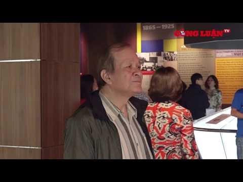 Trưng cầu ý kiến hoàn thành Bảo tàng báo chí Việt Nam