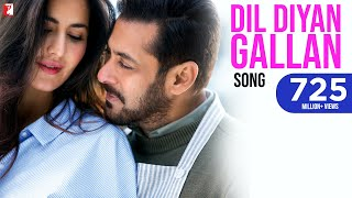Video Dil Diyan Gallan Song | Tiger Zinda Hai | Salman Khan | Katrina Kaif | Atif Aslam MP3, 3GP, MP4, WEBM, AVI, FLV Oktober 2018