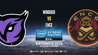 Windigo vs ENCE - IEM Katowice EU Minor QA - map1 - de_inferno [Pchelkin]