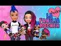 La familia LOL Rocker y el misterio del camerino | Muñecas y juguetes con Andre para niñas y niños