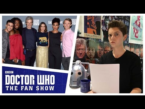 Doctor Who: The Fan Show - Series 10 & Class NYCC Round-Up