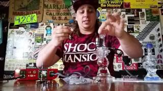LCD E-NAIL & LIGER BANGER!!!!! OFFICIAL REVIEW!!!! by Custom Grow 420