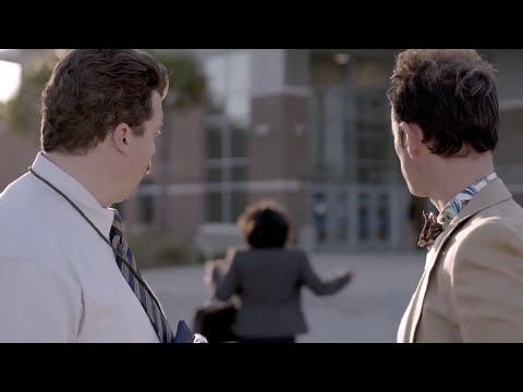Vice Principals - Behind Belinda Brown's Back (full scene HD)