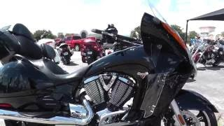 9. 036513 - 2014 Victory Vision TOUR - Used motorcycles for sale