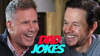 Video You Laugh, You Lose | Will Ferrell vs. Mark Wahlberg MP3, 3GP, MP4, WEBM, AVI, FLV Desember 2017