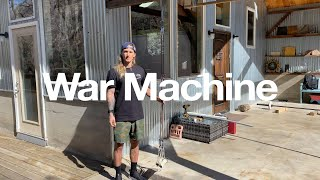 The North Face | The Homework Project with Johnny Collinson - War Machine by The North Face
