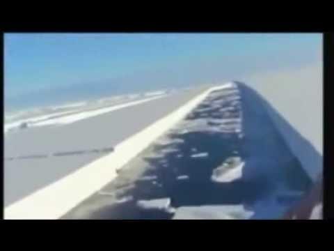 il mistero dei blocchi di ghiaccio sezionati col laser in antartide