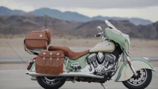 9. 2017 Indian Roadmaster Classic First Ride Review