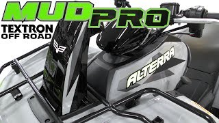 5. Country Cat - 2018 Textron Off Road Alterra Mud Pro 700 Limited EPS