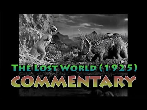 The Lost World (1925) Commentary