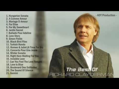 The Best of Richard Clayderman видео