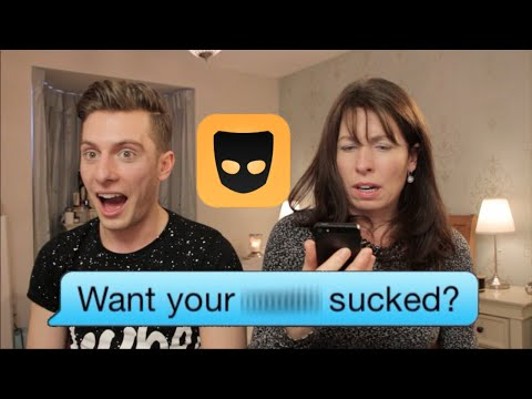 Download MOM READS SON'S GRINDR MESSAGES HD Mp4 3GP Video and MP3