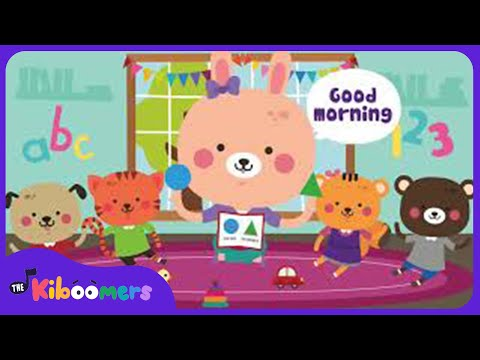 Good morning song circle time songs for preschool fun good morning song circle time songs for preschool fun educational songs for kids m4hsunfo