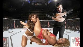 Video When Girls From MMA LOSES CONTROL || WOW MP3, 3GP, MP4, WEBM, AVI, FLV Maret 2018