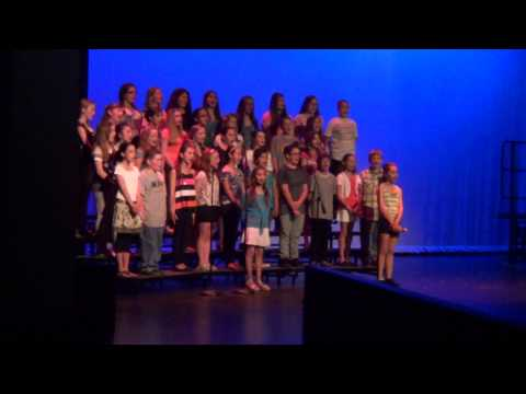 spring 2013 stafford twp internediat school choir concert (dog days)