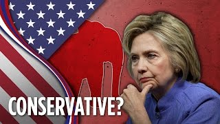 How Conservative Is Hillary Clinton? full download video download mp3 download music download