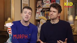 Watch Greg James and Chris Smith introduce the Super Zeroes from their book Kid Normal! Pre-order here: https://www.bloomsbury.com/uk/kid-normal-9781408884539/