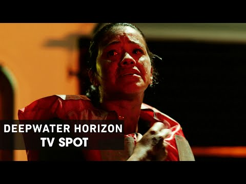 Deepwater Horizon (TV Spot 'Survive the Imposible')