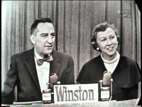 """Joe E. Brown and Jackie Robinson on """"I've Got a Secret"""" (January 9, 1957)  - Part 1 of 3"""
