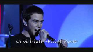 Download Lagu Filipe Pinto-Ouvi Dizer (CD Version) Mp3