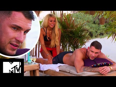 Ep #8 Beach Diaries: Jack Talks About His Flirty Massage Date With Bayley | Ex On The Beach 9
